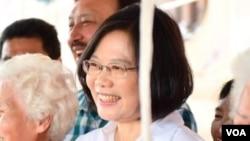 台灣總統蔡英文(蔡英文臉書截圖)