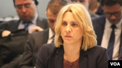 Željka Cvijanović, SNSD