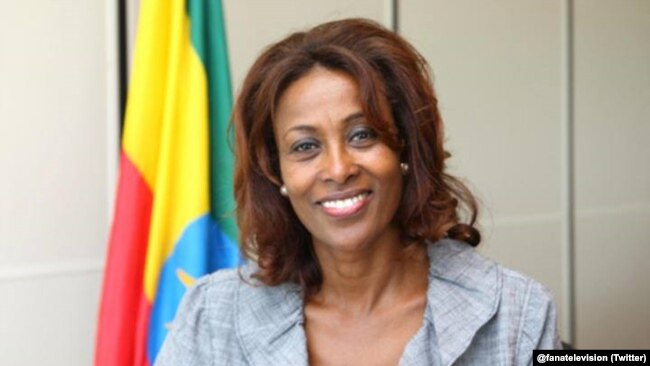 Meaza Ashenafi is the first woman to lead Ethiopia's Supreme Court.