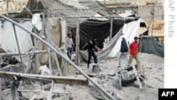 Ai Cập xây tường chống chuyển hàng lậu vào Gaza