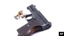 引起争论的枪支问题