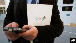 Google Mobile Milestone