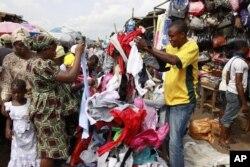 Ngành dệt may ở Nigeria đã bị xóa sổ