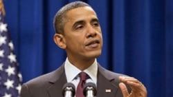 پرزیدنت اوباما معاهده اخیر آمریکا –کره جنوبی را نشان قاطعیت آمریکا در رهبری و رقابت در اقتصاد جهانی دانست