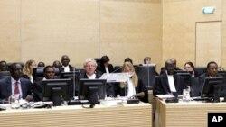 ہیومن رائٹس واچ کی عالمی عدالت پر تنقید