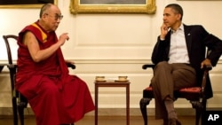 Obama Stresses Human Rights for Tibetans in Talks With Dalai Lama