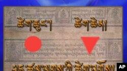 "Punctuating Tibetan!,?,""."