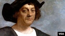 Xristofor Kolumbun (1451-1506) ölümündən sonra çəkilmiş yeganə portreti. Rəssam Sebastiano del Piombo, 1519.