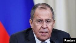 Sergej Lavrov, ministar vanjskih poslova Ruske Federacije
