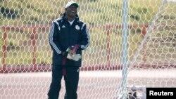 Stephen Keshi yitabye Imana Keshi afite imyaka 54 y'amavuko.