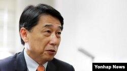 유엔주재 한국대표부 오준 대사 (자료사진)