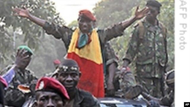 ECOWAS Condemns Guinea Violence