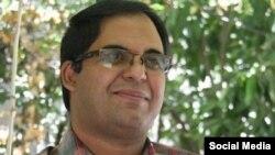 محمدرضا نسبعبدالهی، روزنامهنگار و وبلاگ نويس