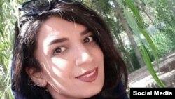 میترا فرصتی پور، شهروند بهایی بازداشت شده