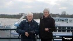 زن و شوهر هالندی که داوطلبانه به زندگی خود پایان دادند