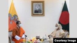 Bangladesh-Bhutan meeting
