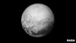 Плутон. Фото НАСА.