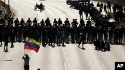 Venezuela Election Protests