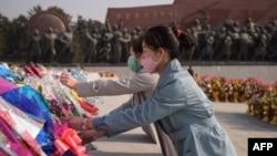 北韓領導人金正恩缺席今年4月15日金日成誕辰紀念儀式。