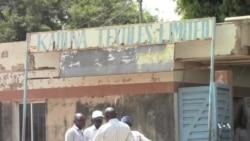 Once Flourishing, Nigeria's Textile Industry Flounders