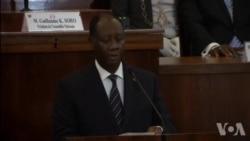Ouattara nomme son ex-Premier ministre Kablan Duncan à la vice-présidence (vidéo)