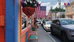 Amerikanın rəngarəng kəndləri