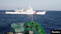 馬來西亞和越南如何應對中國在南中國海有爭議水域顯實力