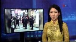 Cảnh sát Hồng Kông bắt 12 người biểu tình đòi dân chủ