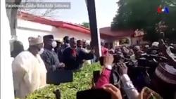Ku Kalli bidiyon da gwamna Atiku Bagudu na jihar Kebbi ya ce za su shiga daji don yaki da 'yan bindiga da suka addabe su