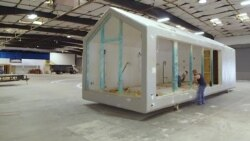 Print Yourself a Mobile House