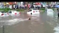 """""""帝都""""变""""雨都"""",""""燕京""""变""""淹京"""""""