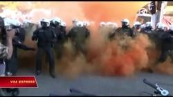 Hàng ngàn người biểu tình phản đối hội nghị G-20
