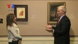 گزارش ماندانا تدین از نمایشگاه نقاشان مشهور هلندی از جمله رامبرانت در واشنگتن