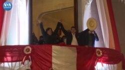 Pedro Castillo remporte la présidentielle au Pérou