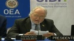 Informe sobre Venezuela de la Comisión Interamericana de DDHH
