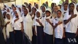 Rentrée scolaire au Tchad (vidéo)