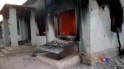 2015-10-04 美國之音視頻新聞: 奧巴馬對無國界醫生醫院被炸表示哀悼