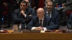 ԱՄՆ-ը և Ռուսաստանը տապալել են Սիրիայում քիմիական զենքի կիրառման վերաբերյալ մեկը մյուսի ներկայացրած բանաձևերը