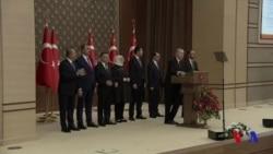 Turkiyaga qarshi AQSh sanksiyasi