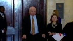 奥巴马:麦凯恩是美国英雄和勇敢战士