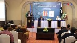 'انسدادِ منشیات کے لیے پڑوسی ملکوں کا تعاون ضروری ہے'