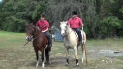 Family Keeps Jousting in Four Generations