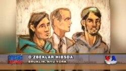"""Bruklin: """"Islomiy davlat"""" va o'zbeklar"""