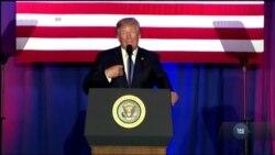 Трамп оголосив деталі масштабної податкової реформи. Відео