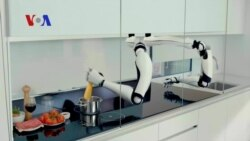 Robotic Master Chef
