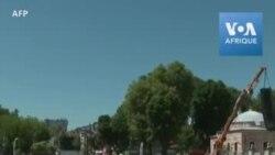 Turquie: premières prières musulmanes à Sainte-Sophie reconvertie en mosquée