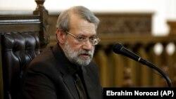 İran Meclis Başkanı Ali Laricani (Arşiv)