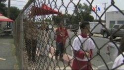 Caridades Católicas ayudan a niños migrantes en la frontera de EE.UU