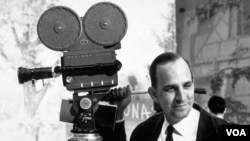 Ingmar Bergman. Foto de REX/Shutterstock (281305e)