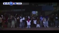Vệ binh Quốc gia Mỹ được điều động tới thị trấn Ferguson